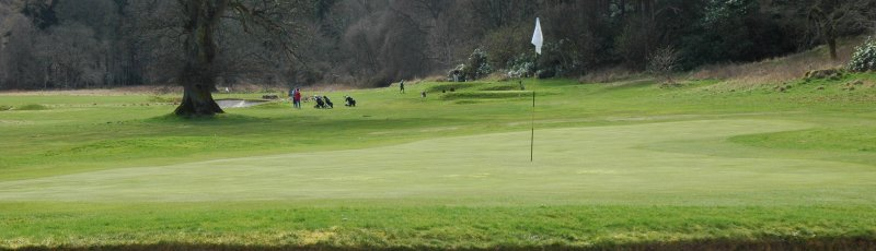 Taymouth Castle Golf Club, Kenmore, Perthshire, Scotland